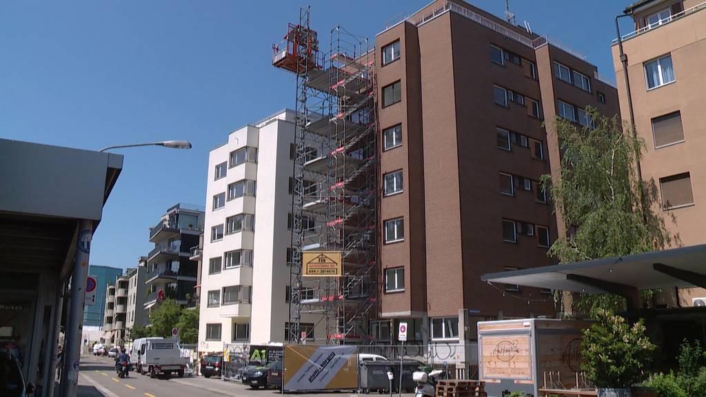 Gammelhäuser werden teure Wohnungen statt Asylunterkünfte