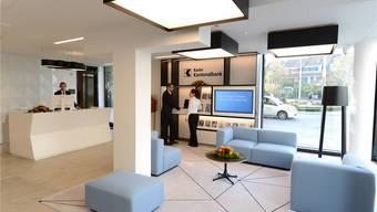 Die neue Filiale im Gellert-Quartier wird am Montag eröffnet.