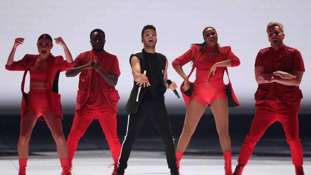Das Finale des 64. Eurovision Song Contest hat begonnen