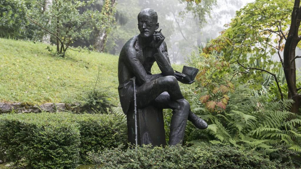 Dublin will die Asche von James Joyce zurückholen