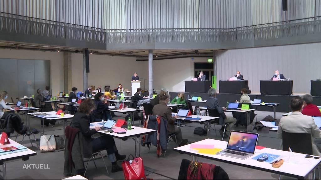 Wie soll das Aargauer Parlament in der Pandemiezeit regieren?