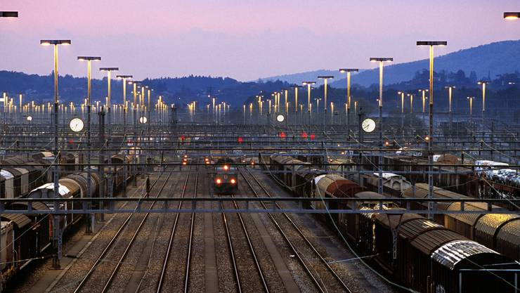 Soll der Rangierbahnhof aus dem Limmattal verbannt werden? Das ist bei weitem nicht die einzige Frage zum Grenzgebiet von Dietikon und Spreitenbach.