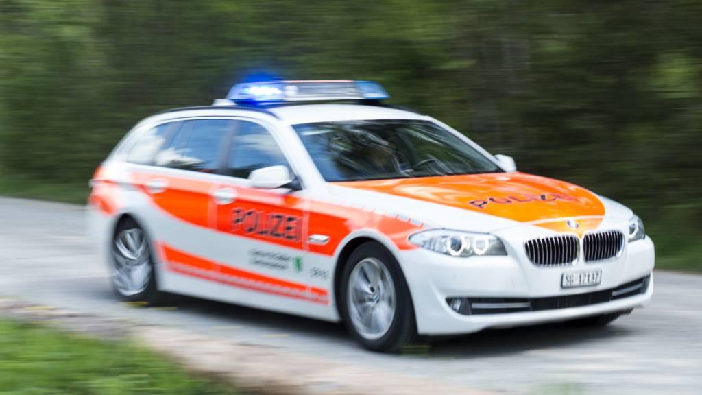 Beim Einbruch ins Gemeindehaus von Kaltbrunn hat eine unbekannte Täterschaft mehrere tausend Franken Bargeld erbeutet. (Archivbild)
