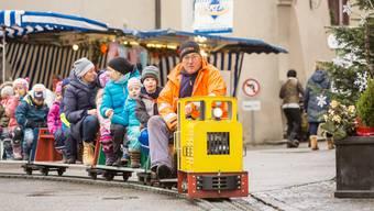 Lenzburger Chlausmarkt 2017