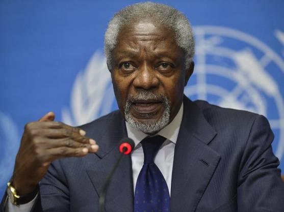 1997 bis 2006: Kofi Annan