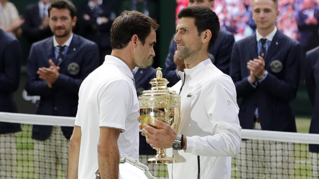 Federers vielleicht letzte Chance