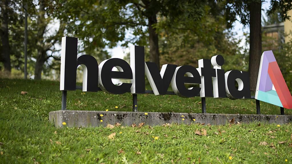Helvetia schliesst die Übernahme von Caser ab. (Archiv)