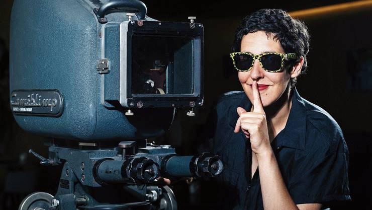 Schweigt sich über die «Secret Screenings» aus: Für die Sektion hat Lili Hinstin persönlich Filme ausgewählt, die in Locarno im Kino laufen.