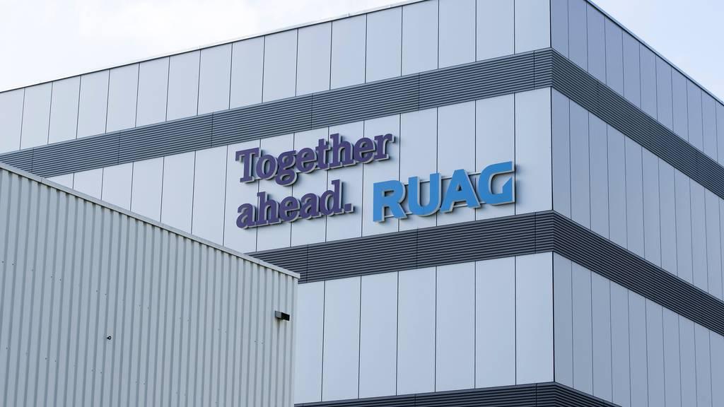 Ruag streicht in Emmen bis zu 90 Stellen