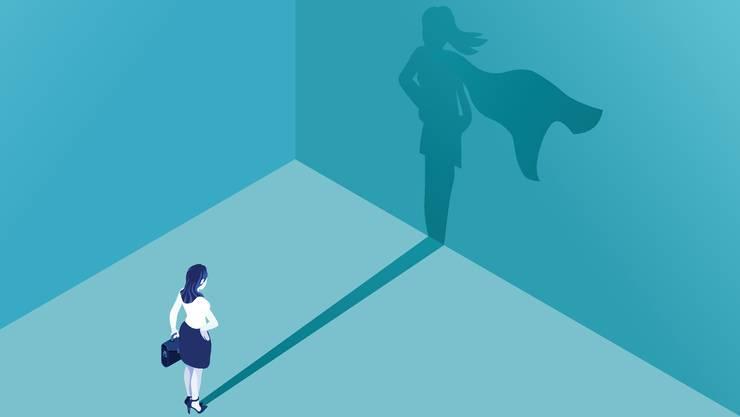 Wer gut mit sich selbst redet, vergrössert sein Selbstbewusstsein
