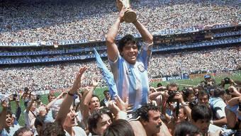 Deutschland-Argentinien, das ist auch Fussballgeschichte pur
