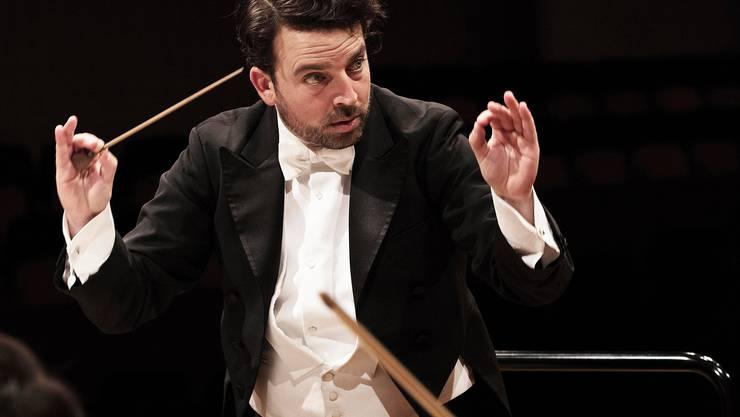 Grosser Abschied mit Mahler, Richard Strauss und Strawinsky: Chefdirigent James Gaffigan bestreitet seine letzte Saison in Luzern.