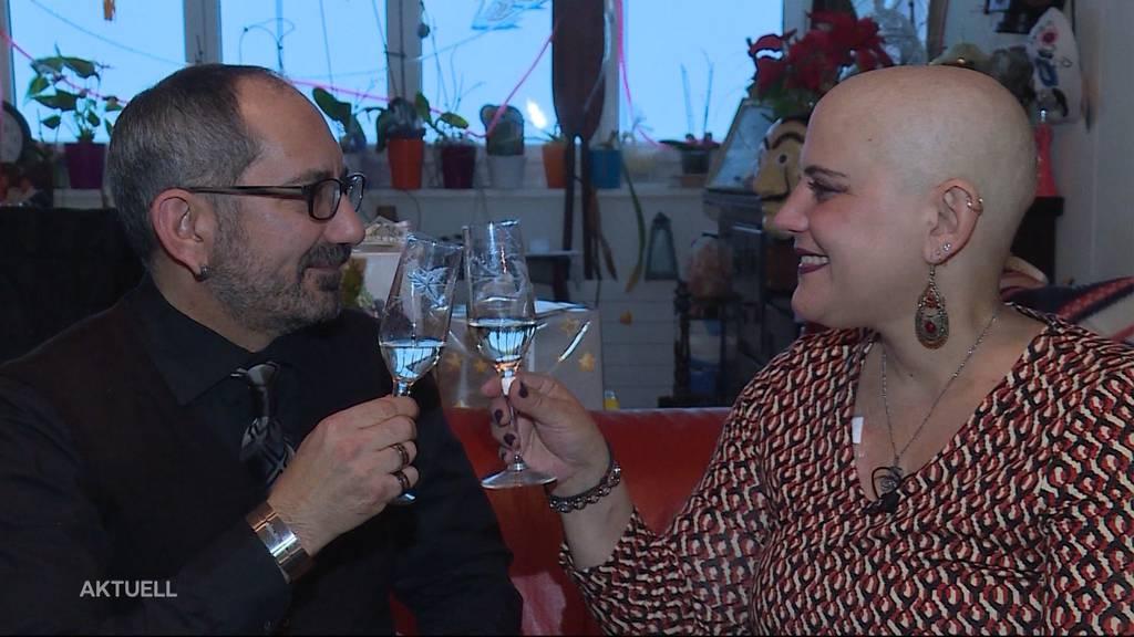 47-Jährige aus Baden besiegt um Weihnachten den Krebs