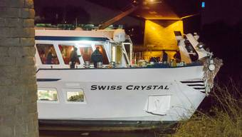 «Swiss Crystal»-Crash in Duisburg (26.12.2017)