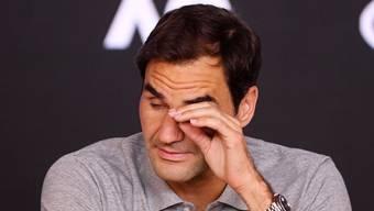 Roger Federer gibt sich bei der Aufarbeitung seiner Niederlage im Halbfinal der Australian Open nachdenklich.