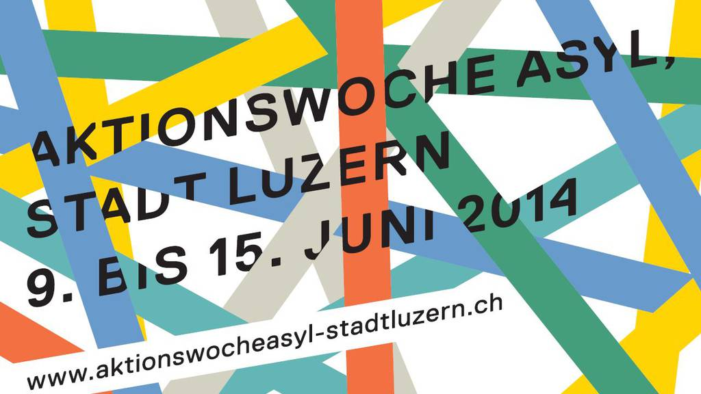 Asylwoche im Kanton Luzern