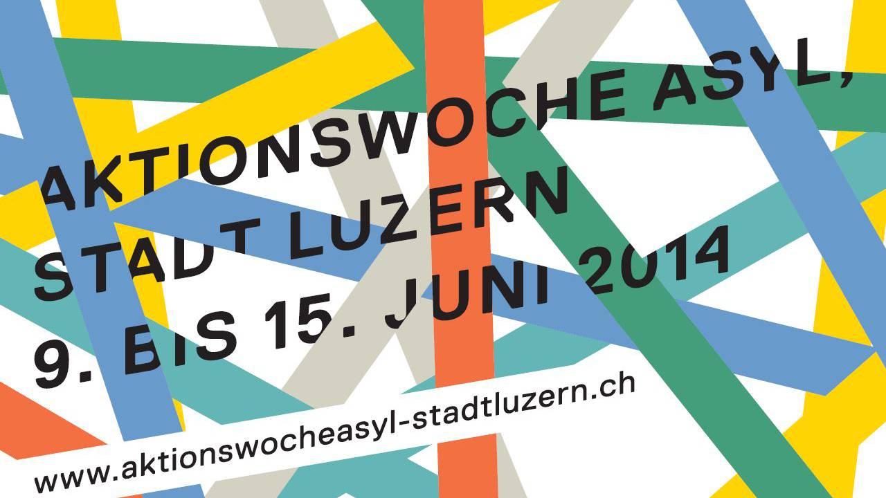Asylwoche des Kantons Luzern hat begonnen
