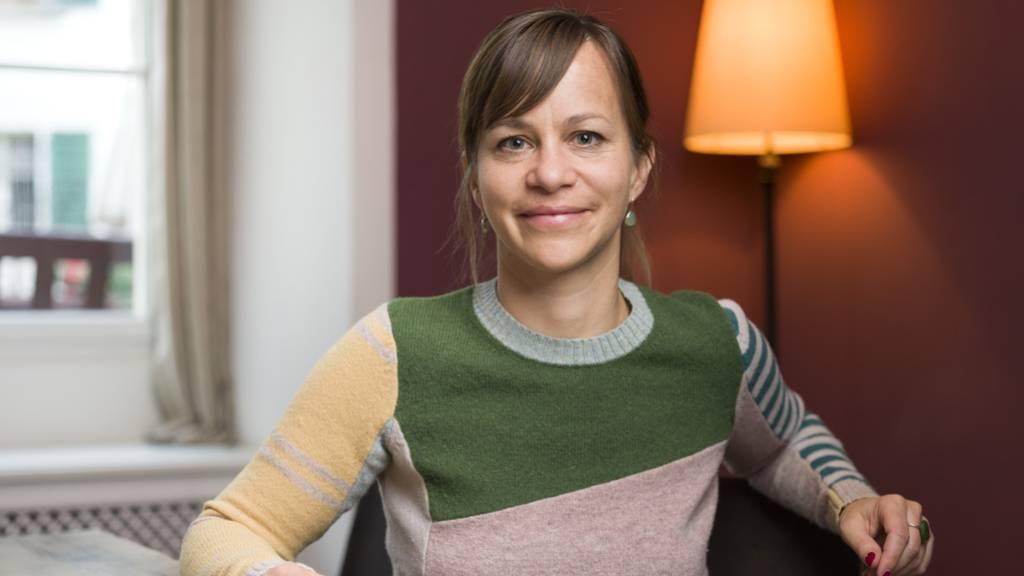 Schweizer Buchpreis: Tabea Steiner im Gespräch