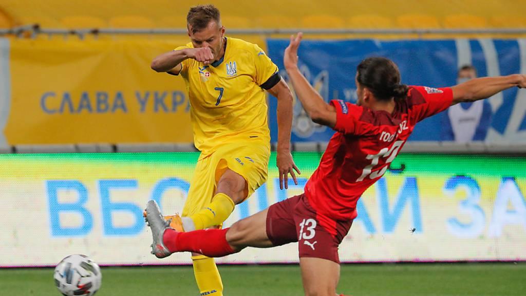 Die UEFA spricht der Schweiz den Forfaitsieg zu
