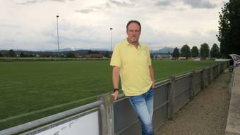 Fussballplatz FC Muhen