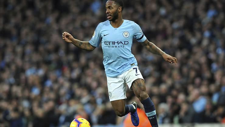 Raheem Sterling und Manchester City überforderten Southampton
