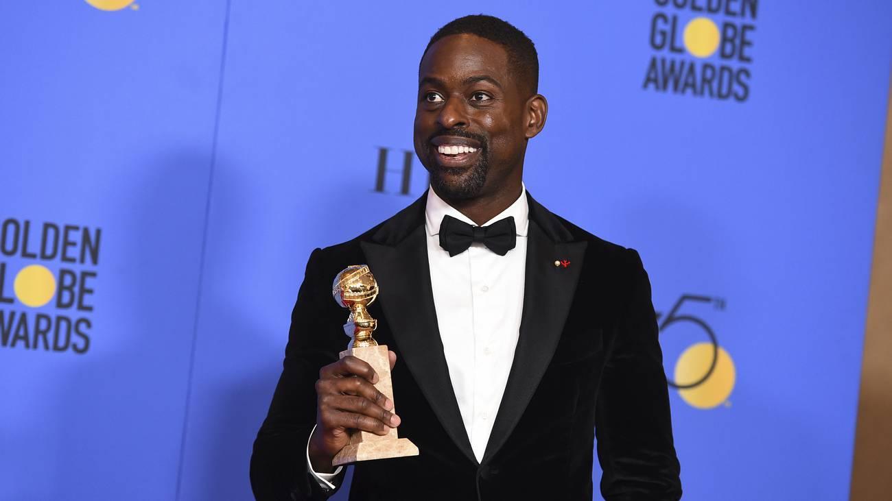 Bester Schauspieler in einer TV-Serie - Drama: Sterling K. Brown, «This is Us» (© Keystone)