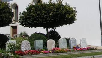 Verstorbene Einwohner aus Oberflachs können auch nach der Fusion auf dem Friedhof der Gemeinde Veltheim bestattet werden. AZ-Archiv
