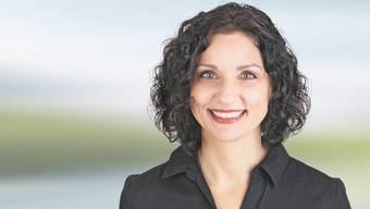 Gabriela Suter, Präsidentin der SP Aarau