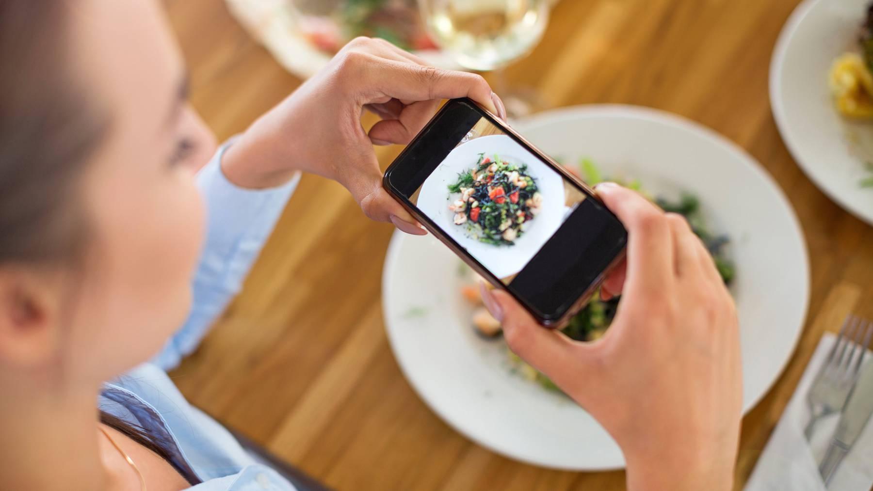 Kunstvoll angerichtete Teller gelten als Kunst und unterliegen einem Urheberrecht.