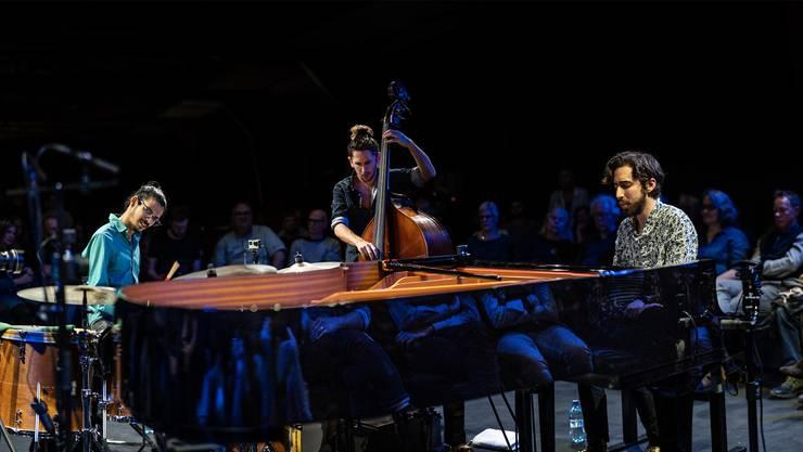 GTO Trio bei «Musig im Pflegidach» Muri