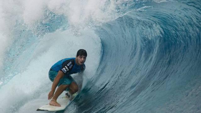 Der brasilianische Surfer-Star Ricardo Dos Santos (Archivbild)