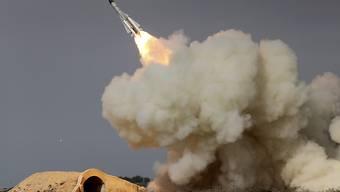 Grund für die neuen Sanktionen der USA gegen den Iran ist ein neuerlicher Raketentest des Irans. (Archiv)