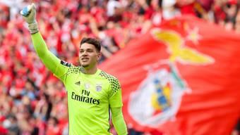 Der brasilianische Keeper Ederson verliess Benfica diesen Sommer.