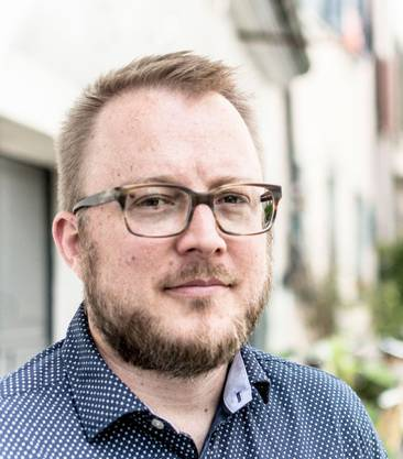 Fabian Würmli (Lenzburg), der Kandidat der SP.