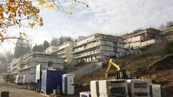 In Grenchen werden Wohnungen gebaut wie schon lange nicht mehr