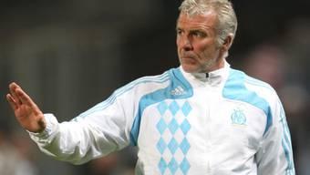 Coacht Eric Gerets vor seinem Abgang Marseille noch zum Meistertitel?