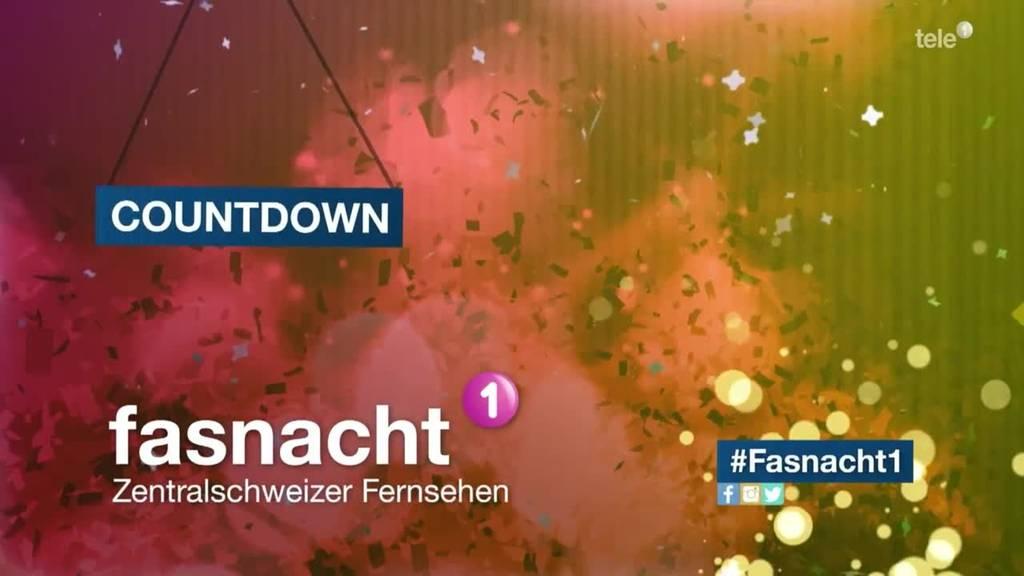 Countdown - Urner Fasnachtsoriginal Rolf Gisler