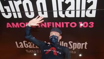 Der Brite Tao Geoghegan Hart gewinnt die 103. Austragung der Italien-Rundfahrt