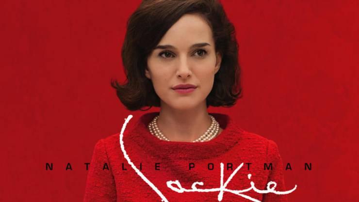 """Natalie Portman ist von """"Jackie""""-Regisseur Pablo Larraín total begeistert. (Handout)"""