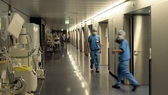 Das Stadtspital Triemli hat gut gewirtschaftet (Archivbild).JPG