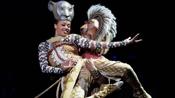 Nala und Simba aus «Lion King» sind nicht gemeinnützig. Sie müssen zukünftig ohne Swisslos-Geld tanzen.