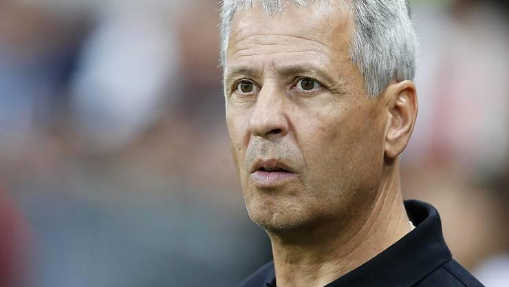 Enttäuschung für Lucien Favre und Nice im französischen Cup