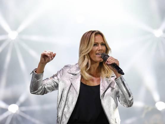 Die deutsche Schlagersängerin hatte ihr Debüt 2005.