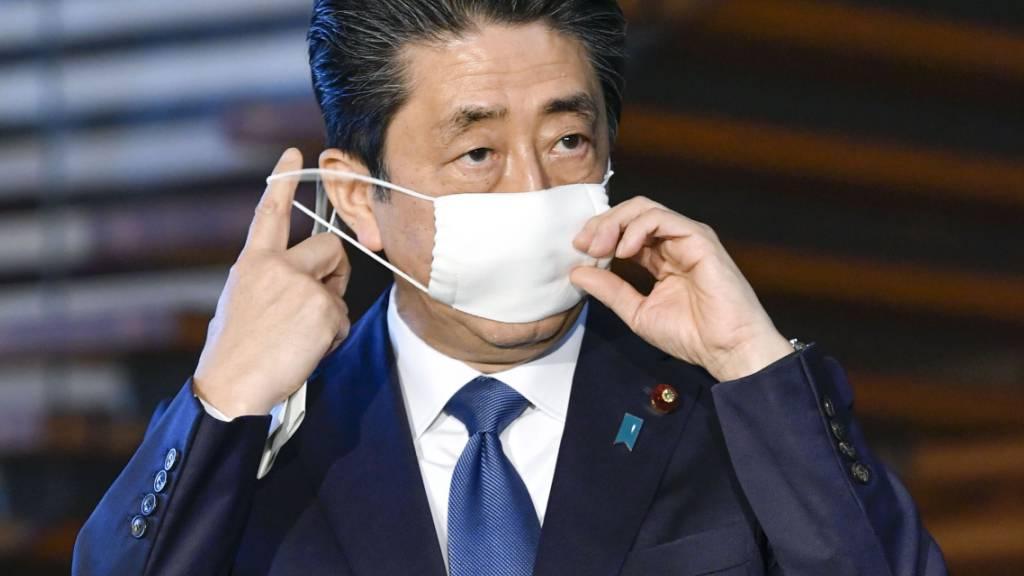 Japan will mit «beispiellosem» Konjunkturpaket Viruskrise bekämpfen