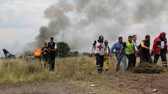 Die Fluggesellschaft Aeroméxico hat Konsequenzen aus einem Flugunfall gezogen und drei Piloten wegen Fehlverhaltens entlassen. (Archivbild)