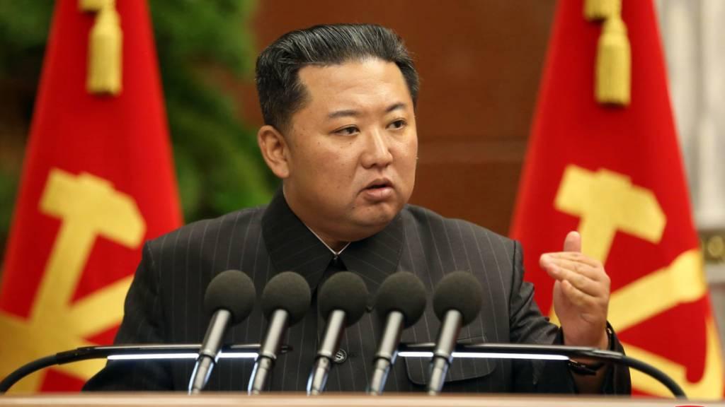Bericht: Nordkorea feuert mindestens ein Geschoss ins Meer ab