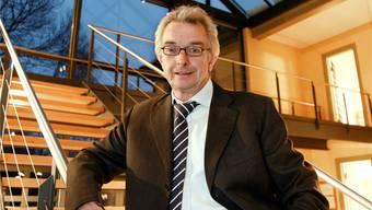 Andreas Auer im ZDA, kurz nach seiner Wahl 2008. Archiv