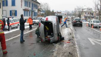 Unfall Gerbensdorf