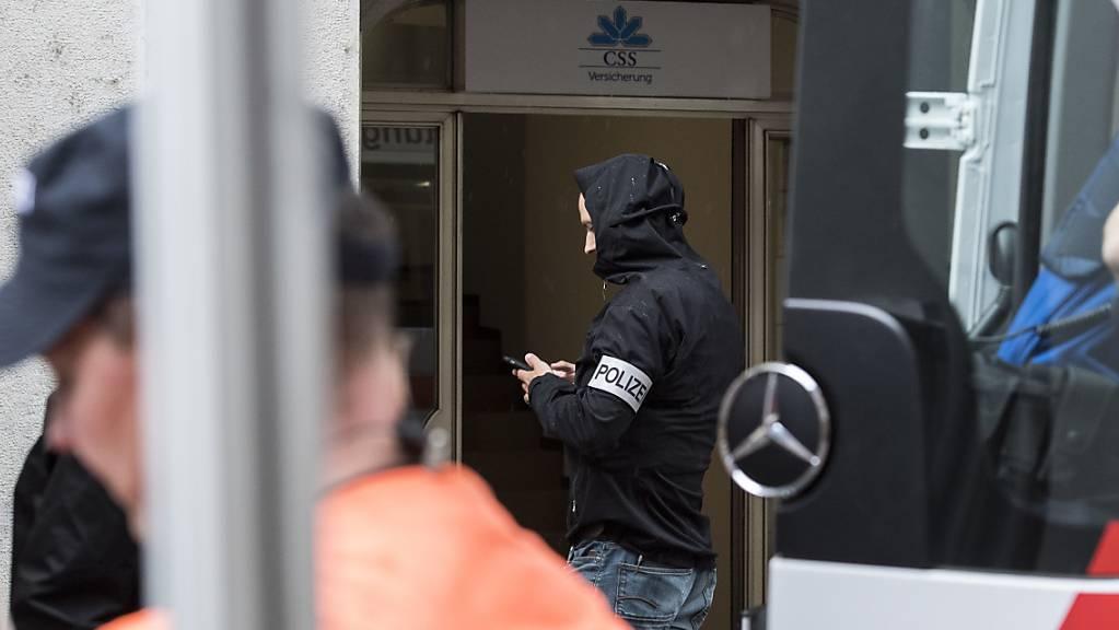 Die Staatsanwaltschaft beantragt eine «kleine Verwahrung» für den Kettensägen-Angreifer.