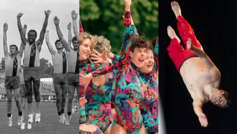 Das Eidgenössische Turnfest früher und heute